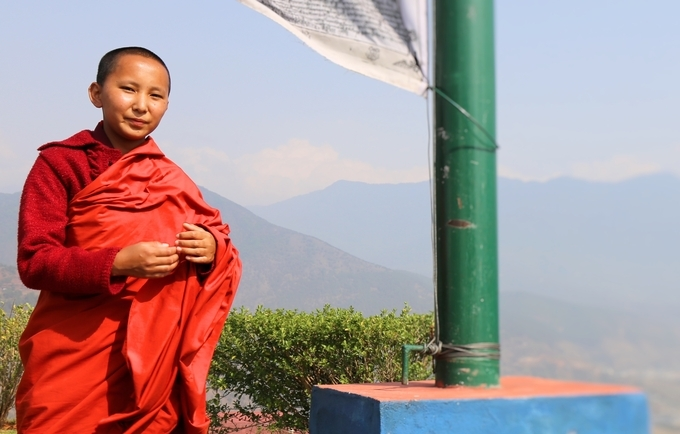 Bhutan's holy women share lessons for humanity